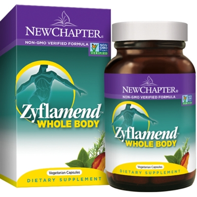 Zyflamend Whole Body / 144 Vegetarian Capsules