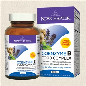Coenzyme B Food Complex 60s: Bottle / Tablets: 60 Tablets