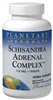 Schisandra Adrenal Complex: Bottle / Tablets: 60 Tablets