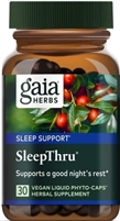 Sleep Thru: Bottle / Vegan Liquid Phyto-Caps: 30 Capsules