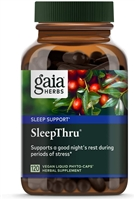 Sleep Thru: Bottle / Vegan Liquid Phyto-Caps: 120 Capsules