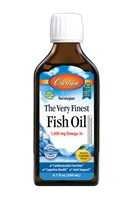 "The Very Finest Fish Oilâ""¢, Lemon: Bottle: Liquid / 6.7 Fluid Ounces"