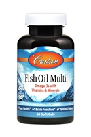 "Fish Oil Multiâ""¢: Bottle: Soft Gels / 60 Soft Gels"