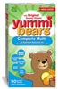 Yummi Bears Complete Multivitamin & Mineral: Bottle / Gummies: 90 Gummies
