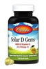 Solar D Gems 4000iu 120 soft gels: Bottle / Soft gels: 120 Soft gels