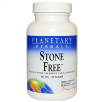 "Stone Freeâ""¢ : Bottle / Tablets: 90 Tablets"