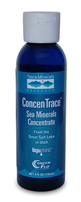 ConcenTrace® Sea Mineral Concentrate  -  1/2 ounce