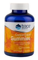 ConcenTrace® Gummies Pineapple Flavor: Bottle / Gummies: 90 Gummies