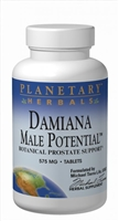 "Damiana Male Potentialâ""¢: Bottle / Tablets: 45 Tablets"