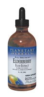 Elderberry Fluid Extract : Bottle /Liquid : 2 ounces