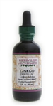 Gingko: Dropper Bottle / Organic Alcohol Extract: 1 Fluid Ounce