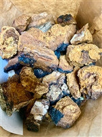 Chaga Chunks, Small, Wildcrafted