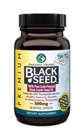 Premium Black Seed Oil: Bottle / Capsules: 90 Capsules