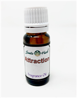 Attraction Fragrance Oil: Amber Bottle / Compound Blended Oil: 10 mL