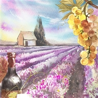House Blessing Oil: Amber Bottle / Fragrance Oil: 10 mL