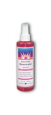RoseWater: Bottle / Liquid: 8 Ounces