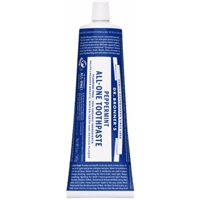 Dr. Bronner's Fluoride-Free All-One Toothpaste : Peppermint