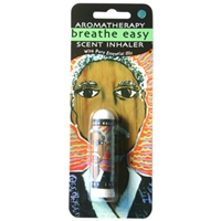 Breathe Easy Aromatherapy Essential Oils Scent Inhaler