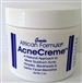 Acne Creme: Jar: 2 Ounces
