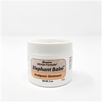Elephant Balm: Jar: 2 Ounces