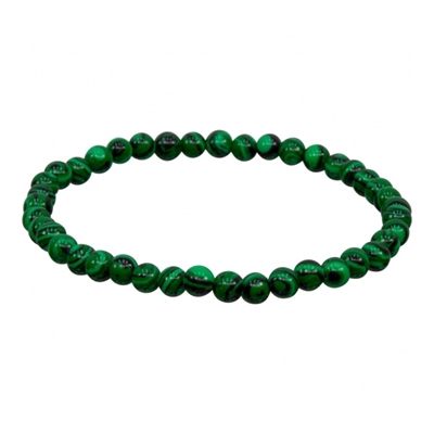 Malachite Bracelet : 4mm