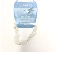 Quartz Chip Bracelet : Health