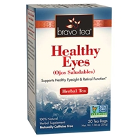 Clear Eye Herb Tea: Boxed Tea / Individual Tea Bags: 20 Bags