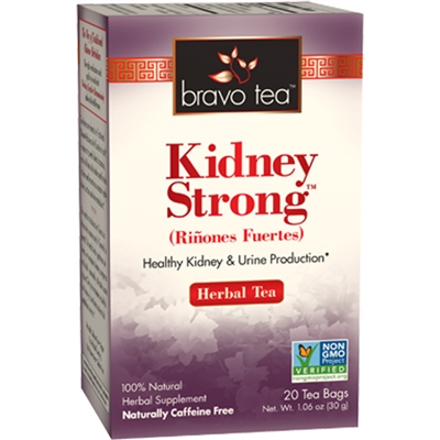 Kidney Strong: Boxed Tea / Individual Tea Bags: 20 Bags