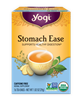Organic Stomach Ease Tea: Boxed Tea / Individual Tea Bags: 16 Bags