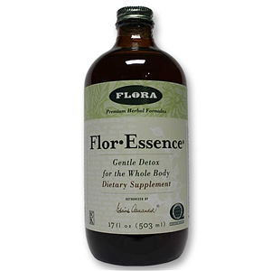 Flor-Essence: Bottle / Alcohol-Free Extract: 17 Fluid Ounces