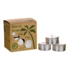Aloha Bay Palm Wax Tealights: Pack of 12
