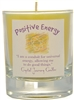 Herbal Magic Filled Votive Holders - Positive Energy