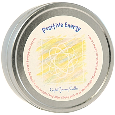 Travel Candle - Positive Energy