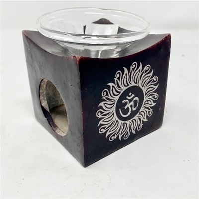 Om Essential Oil Burner