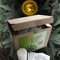 Sacred Sage World Magic Votive