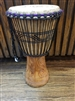 "Djembe West African Drum 21""h x 11""w"