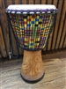 "Djembe West African Drum 25""h x 13""w"