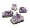 Amethyst, small cluster