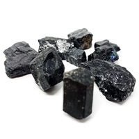 Black Tourmaline, rough