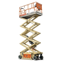 26ft Electric Scissorlift