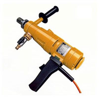 Wet Core Drill - Hand Held