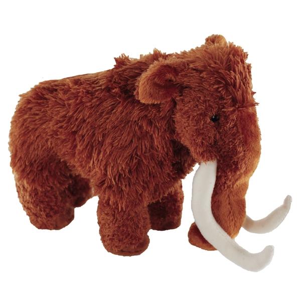 Ringling Bros And Barnum Bailey 8 Woolly Mammoth Plush