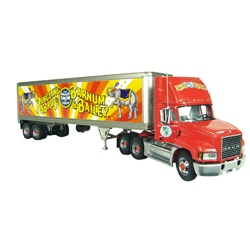 1:43 Ringling Bros. and Barnum & Bailey Franklin Mint Precision Model Truck