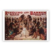 Ringling Bros. and Barnum & Bailey Therrell Jacob Poster