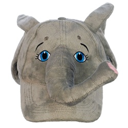 Elephant 3D Youth Cap