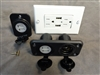 12 AND 120 VOLT USP PORT CHARGERS