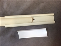 "CEILING INSERT MOLDING 1 1/8 "" WIDE SOLD BY THE FOOT"