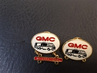 G M C CLUB PIN  AP1