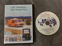 GMC MOTOR-HOME DVD & CD