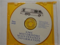 MAINTENANCE DVD - GMC MOTORHOME
